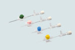 IV Catheter With Injection Port 26 G Box/50's