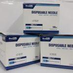 needle 23 G 100 box